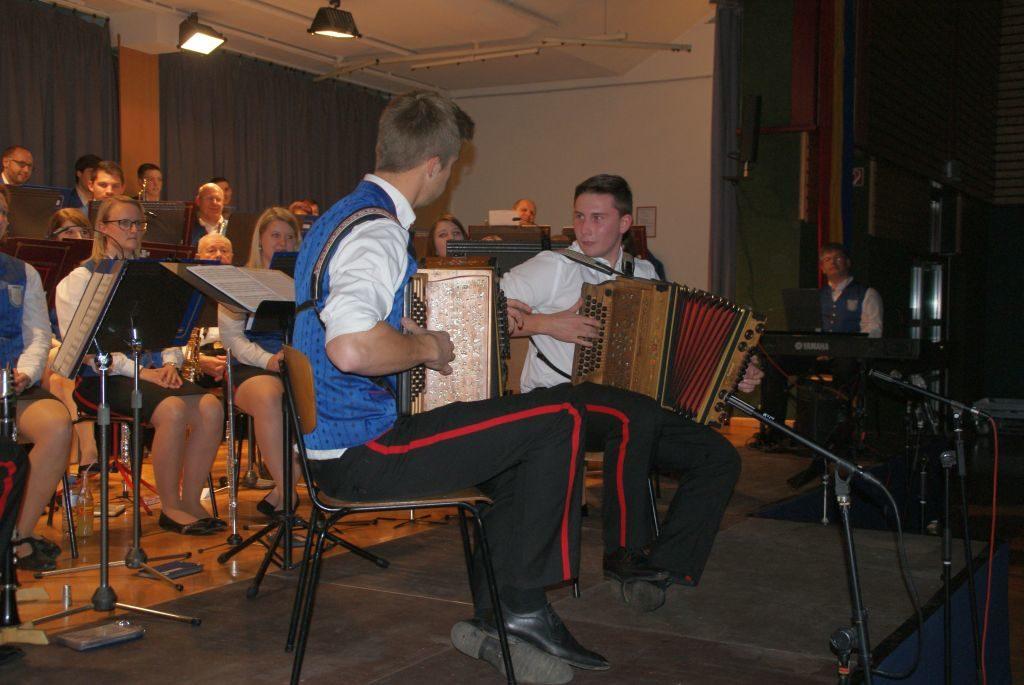 Heinrich und Rapahel: Staatsmeister der Steirischen Harmonika