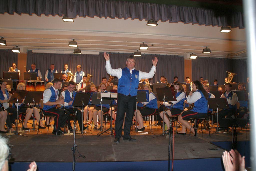Dirigent Roman Bischhorn-Stickelberger