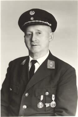 Gründungsmitglied und langjähriger Obman Patriz Hattenhofer